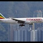 B777-F60 | Ethiopian Cargo | ET-ARI | HKG thumbnail