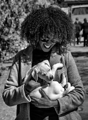 Portrait (Andreas Mamoukas Photography) Tags: greece portrait dog nikon d7200 documentary streetportrait