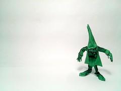 Gnomo Eric Joisel  #origami #365origamichallenge (aronnypivaral) Tags: origami 365origamichallenge