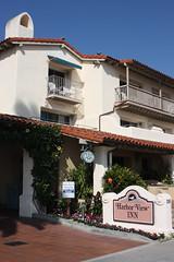 Santa Barbara (davidjamesbindon) Tags: america states united usa california barbara santa building street town motel
