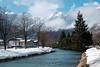Salzach river and Kitzsteinhorn (Equinoxtvs) Tags: green fujifilm xt1 xf 1855 fujinon austria kaprun ski spring kitzsteinhorn salzburg salzach