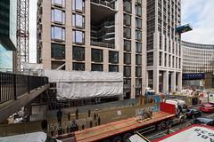 Southbank Place (James D Evans - Architectural Photographer) Tags: architecture canarywharfgroup commercial construction d750 homes housing london londonarchitecture londonconstruction nikon nikond750 shell southbank southbankplace