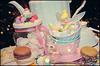 Happiness Tea Party ~2 (Orphen 5) Tags: tinkerbell peterpantinkerbell ichibankujidisney ティンカー・ベル japan macaroons macarons tea teacup sugar cute peterpan fairydust tinkerbellfairydust
