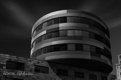 Surveillance Deck (NORDIC Lightbeams) Tags: berlin ed1240mmf28 stadt architektur schwarzweis deutschland germany olympuszuiko architecture bw blackandwhite city mft microfourthirds urban