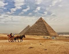 #egypt #pyramids (yousifyaseen60) Tags: pyramids egypt