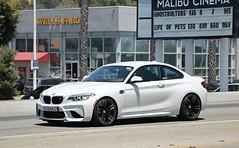 BMW M2 (SPV Automotive) Tags: bmw m2 coupe exotic sports car white