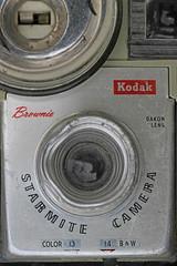Brownie camera (judygva) Tags: macromondays backintheday