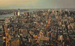 New York City (Spyros Tsaf) Tags: sony sonya7ii sonyimages newyork newyorkcity landscape urban outdoor building zeiss colors highrise amazing usa us photography best freedomtower worldtradecenter observatory