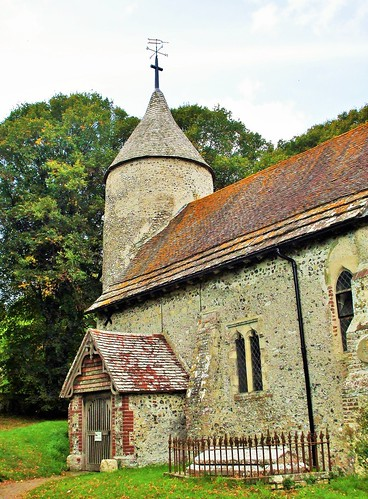 St Peter's Church, Southease