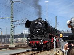 44 1486 steht bereit (Thomas230660) Tags: dresden eisenbahn dampf dampflok steam steamtrain sony