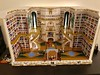 The making of the Beauty and the Beast Lego Library (ssential) Tags: lego beauty beast library afol brickcan books stairs brick lions