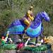 La Mort (Le Jardin des Tarots de Niki de Saint Phalle à Capalbio, Italie)