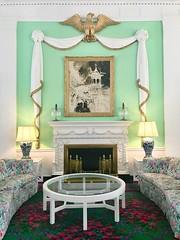 The Greenbrier Resort (marthakrueges) Tags: greenbrier resort west viginia white sulpher springs americas historic american history hotel design interiors dorothy draper