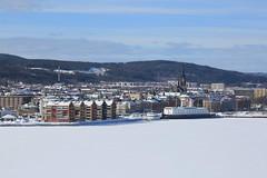 Sundsvall, winter, 2018 (ffagency.com) Tags: sundsvall sundsvallsbilder sweden sundsvallsfoton winter vinter white city town medelpad