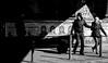 The Spotlight (The Street Sniper) Tags: mirrorless schwarzundweiss blackwhite blackandwhite 1855mm kitlens xe3 fujifilm fuji gefär achtung gefärlich danger people couple streetphotography street deutschland germany berlin