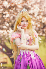 Rapunzel (mimireaves) Tags: rapunzel disney disneyprincess disneycosplay disneybound tangled cosplay cosplayer cosplayphotography cosplaygirl costume spring cherryblossoms fairy fairytale fairytalecosplay