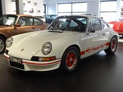 1973 Porsche 911 Carrera RS (harry_nl) Tags: netherlands nederland 2018 amsterdam porsche 911 carrera rs 72un02 sidecode3