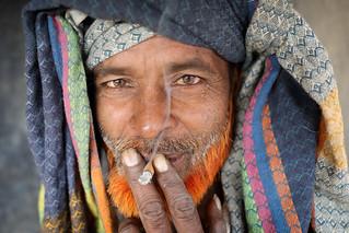 Bangladesh, market vendor