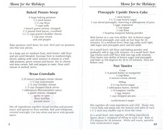 Home For The Holidays Volume 5 2001 PH0099 01 (Eudaemonius) Tags: ph0099 home for the holidays volume 5 eudaemonius bluemarblebounty cookbook cooking cook book recipe recipes 2001 baked potato soup texas crawdads nut tassies cookies bars pineapple upside down cake 1
