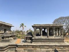India (Halebid) Hindu temple (ustung) Tags: india karnataka halebid temple hindu architecture