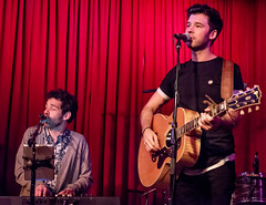 Coffee Shop Arena Rock 04/07/2018 #8 (jus10h) Tags: coffeeshoparenarock curtispeoples hotelcafe losangeles hollywood california live music concert gig event residency show performance showcase coffeeshop arenarock 80s 90s covers songs singers nikon d610 lowlight photography 2018 april justinhiguchi