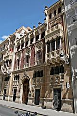 Edificio Cortina - València (Kiko Colomer) Tags: francisco jose colomer pache kiko cortina casa valencia valence calle