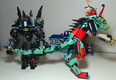 The World's newest photos of dc and ninjago - Flickr Hive Mind