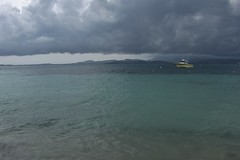 Caribbean storm (mpalmer934) Tags: tropical puerto rico caribbean fajardo palomino island storm clouds