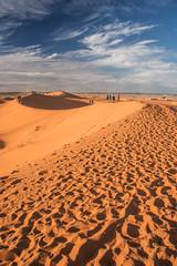 _DSC0371 (A lot of words) Tags: erg chebbi sahara morocco