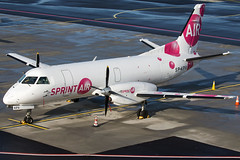 Sprint Air Saab 340A SP-KPV (wapo84) Tags: saab spkpv eblg lgg sprintair