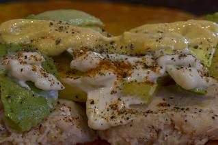 Dijon Mustard and Mayo Make the Sandwich!