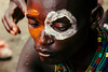 O (rick.onorato) Tags: africa ethiopia omo valley tribes tribal face paint ceremony