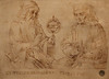 X disegnatore umbro vicino a Raffaello (e Raffaello) - Ritratto di Tolomeo e Boezio - Libretto di Raffaello (1500-1505 Venezia Galleria dell'Accademia, Gabinetto dei disegni e delle stampe) - Mostra Raffaello e l'eco del Mito - GAMeC Bergamo (raffaele pagani) Tags: mostraraffaelloelecodelmito exhibitionraffaelloandtheechoofthemyth gamecbergamo galleriadartemodernaecontemporanea modernandcontemporaryartgallery bergamo raffaellosanzio giovannisanti pinturicchio bernardinodibettobetti pedroberruguete lucasignorelli dipinti paintings museo museum