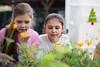 Sustainability_STORC_EPIC_20180417_0248 (Sacramento State) Tags: universitycommunications sacramentostate californiastateuniversitysacramento sacstate sustainability storc campus tour garden flower aquaponics greenhouse kids