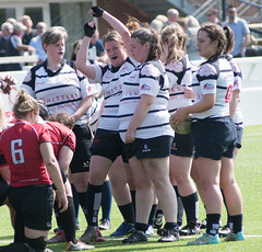 Preston Grasshoppers Ladies - Lancaster Uni Ladies April 21, 2018 28788.jpg (Mick Craig) Tags: action hoppers fulwood upthehoppers rugby preston 4g lancasteruni lancashire union agp prestongrasshoppers ladies lightfootgreen rugger uk sports