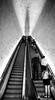 Elphi (torekimi) Tags: elphi elbphilharmonie hamburg germany escalator tunnel monochrome architecture