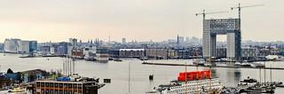Amsterdam City Panorama