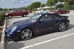 Porsche 911 Turbo (997) (jfhweb) Tags: jeffweb sportauto sportcar voituregrandtourisme gt supercar voituredesport voituredecollection voiturehistorique vehiculehistorique circuitpaulricard circuitducastellet lecastellet httt 10000toursducastellet 10000tours porsche 911