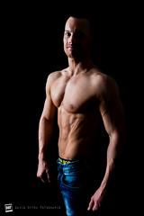Fitness shoot Ben (David Otten Fotografie) Tags: 50mm 50mm18d d610 holland nederland netherlands nikkor nikon nikond610 nikontop speedlight davidottenfotografie dof fit fitness health lean muscle picoftheday sb700 strenght training transformation