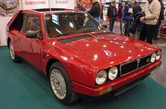 Delta S4 (Schwanzus_Longus) Tags: techno classica essen german germany old classic vintage car vehicle italy italian hatchback hot hatch lancia delta s4