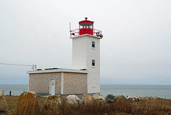 NS-00107 - Cape St. Mary`s Lighthouse (archer10 (Dennis) 146M Views) Tags: sony a6300 ilce6300 village 18200mm 1650mm mirrorless free freepicture archer10 dennis jarvis dennisgjarvis dennisjarvis iamcanadian novascotia canada lighthouse lighthouseroute