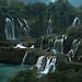 Detian Waterfalls - International Border