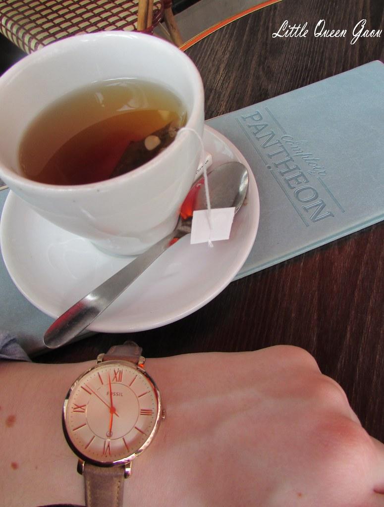 Reflet Cafe Paris