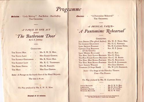 1920: Dec Programme 2