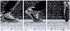2018 Week 14: Triptych (lijn) Tags: mycity spring microfournerds runner outdoor thenetherlands olympusomd em5ii omdem5ii getoutside dogwood2018 olympus dogwoodweek14 afternoon dogwoodtriptych stadinbeeld triptych followthelight hollandnetherland april