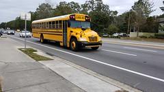 2014 Blue Bird Vision Propane (abear320) Tags: school bus blue bird vision propane alachua district schools florida gainesville