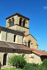 Eglise Saint-Bonnet, Saint-Bonnet-de-Cray (71) (odile.cognard.guinot) Tags: églisesaintbonnet saintbonnetdecray 12esiècle saôneetloire bourgogne bourgognefranchecomté artroman brionnais
