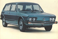 1981 Volkwagen Brasilia (Hugo-90) Tags: vw volkswagen ads advertising brochure car auto automobile vehicle 1981 brasilia station wagon