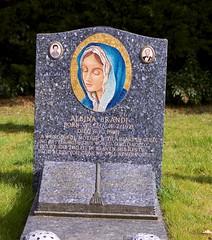 The Brandi family grave (IanAWood) Tags: bringoutyourdead citiesofthedead graveyards harrowwealdcemetery headstonehunting lbofharrow londoncemeteries londondead nikkorafs58mmf14g nikondf stanmore uxbridgeroad walkingwithmynikon