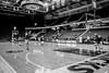 Shoot Around (FitzJohnson) Tags: basketball blackandwhite bw blackwhite monochrome monochromatic ball unomavericks nebraska canon canonrebel rebel t3i 600d audience fans games sport gym arena